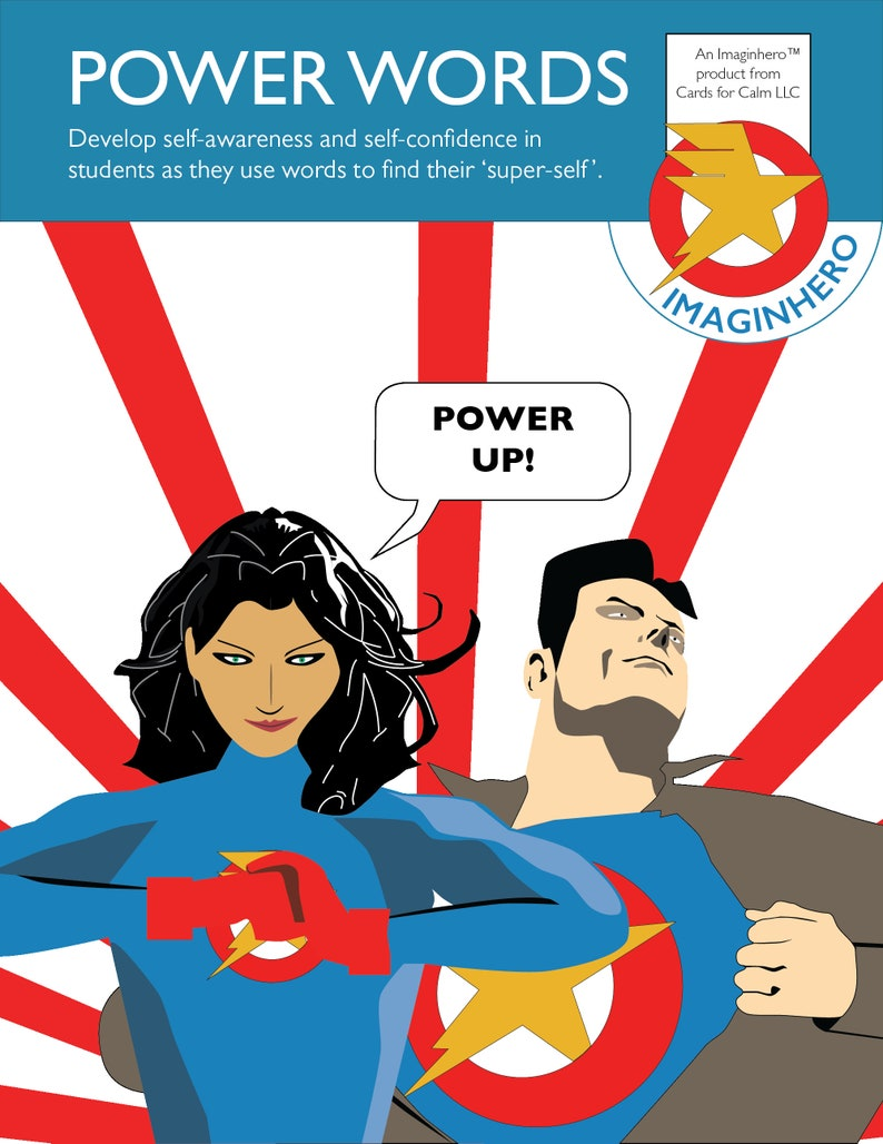 Power Words: Develop self-awareness and self-confidence in image 0