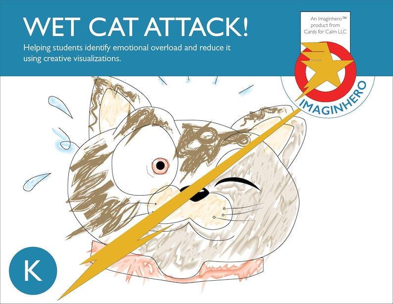 Imaginhero: Wet Cat Attack image 0