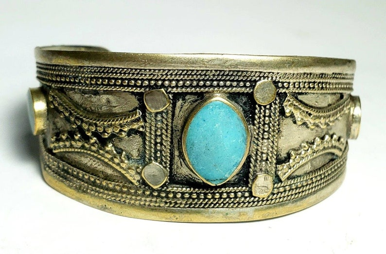 Lovely Old Style Chinese Torquoise Gale Bangle,valentines gift for her,lockdown birthday gift