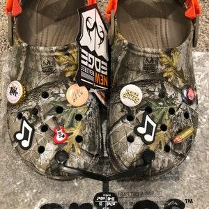 New Luke Combs X Crocs Real Tree Clog Camo Mens Size 7 Etsy