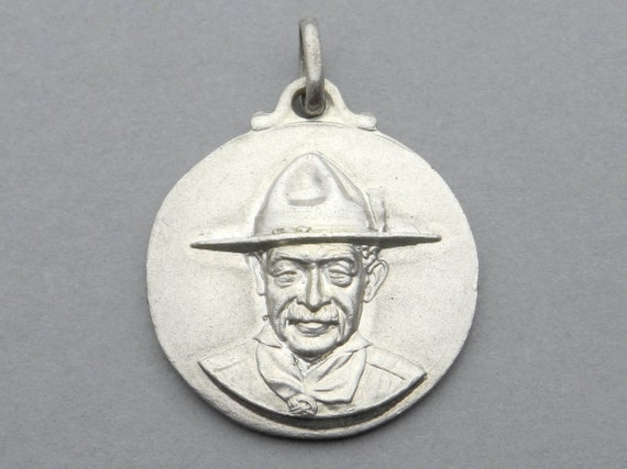 Baden Powell, Antique Pendant.