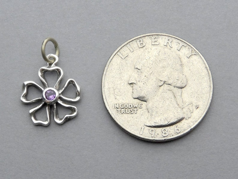 Flower Vintage Pendant.