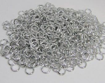 Handmade Bright Anodized Aluminium  Byzantine Bracelet SALE 5.00 OFF
