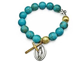 Our Lady Medal Bracelets