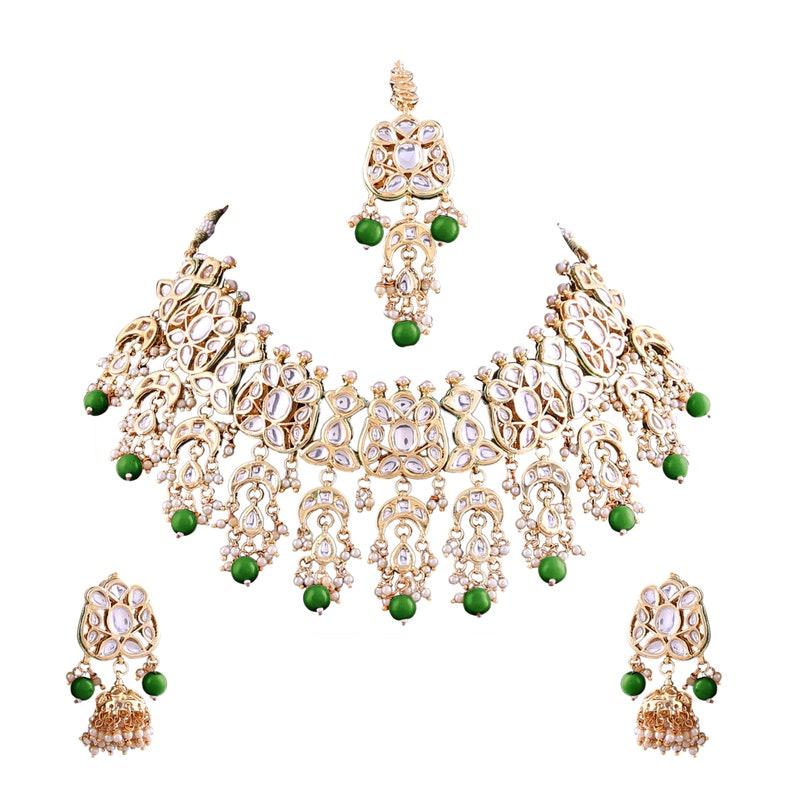 KUNDAN CHOKER|Meenakari Choker Jewelry|Necklace Jewelry Weddings Jewelry|Indian Choker set|Bollywood Jewelry|Meenakari Choker Set|Choker