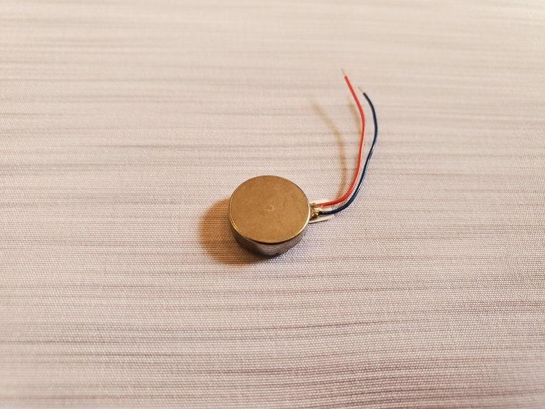 Coin Type Lightsaber Vibration Rumble Motor