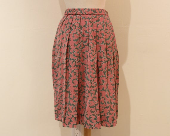 Handmade Pink Floral Two Piece Set - image 3