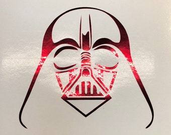 Star Wars Sith Vinyl Sticker Decal for Macbook Laptop Car Window SUV Wall Helmet