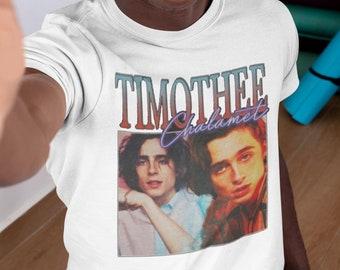 Timothee Chalamet Shirt Etsy