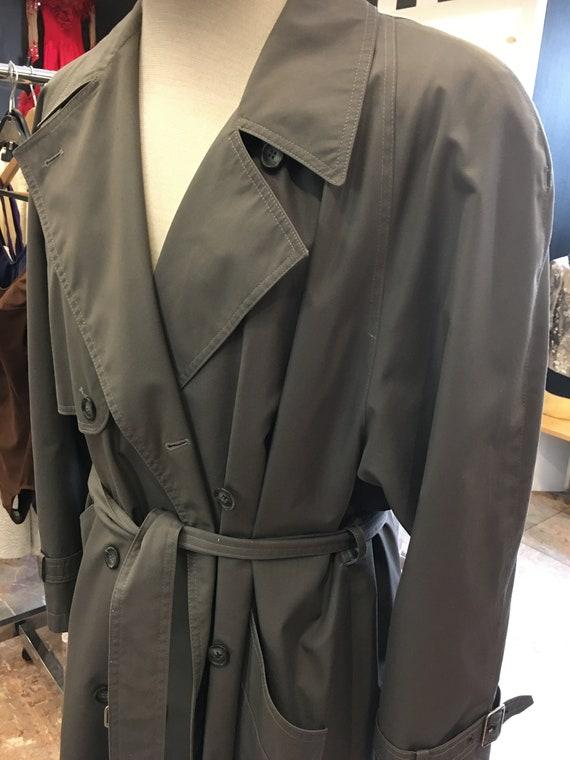 Women's Vintage 80's trench coat | double breaste… - image 1