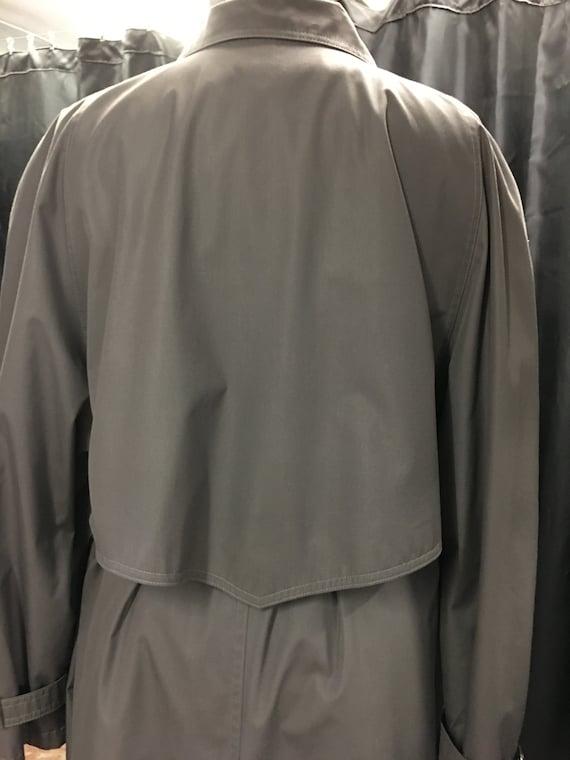 Women's Vintage 80's trench coat | double breaste… - image 6