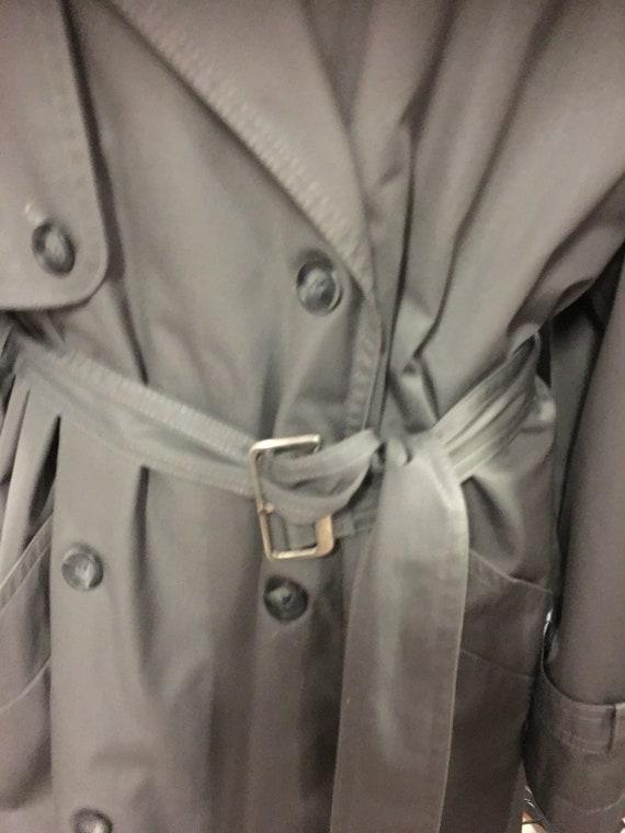 Women's Vintage 80's trench coat | double breaste… - image 3