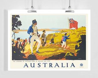 1775 Captain JAMES COOK Glossy 8x10 Photo Painting Print British Explorer Poster