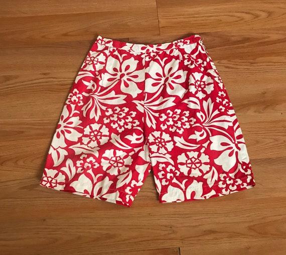 1960's Cotton Shorts