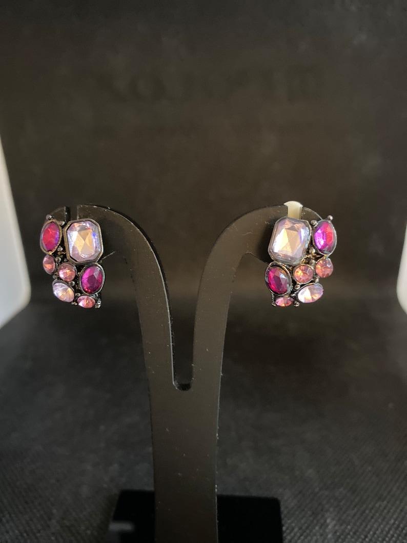 Trudi statement earrings
