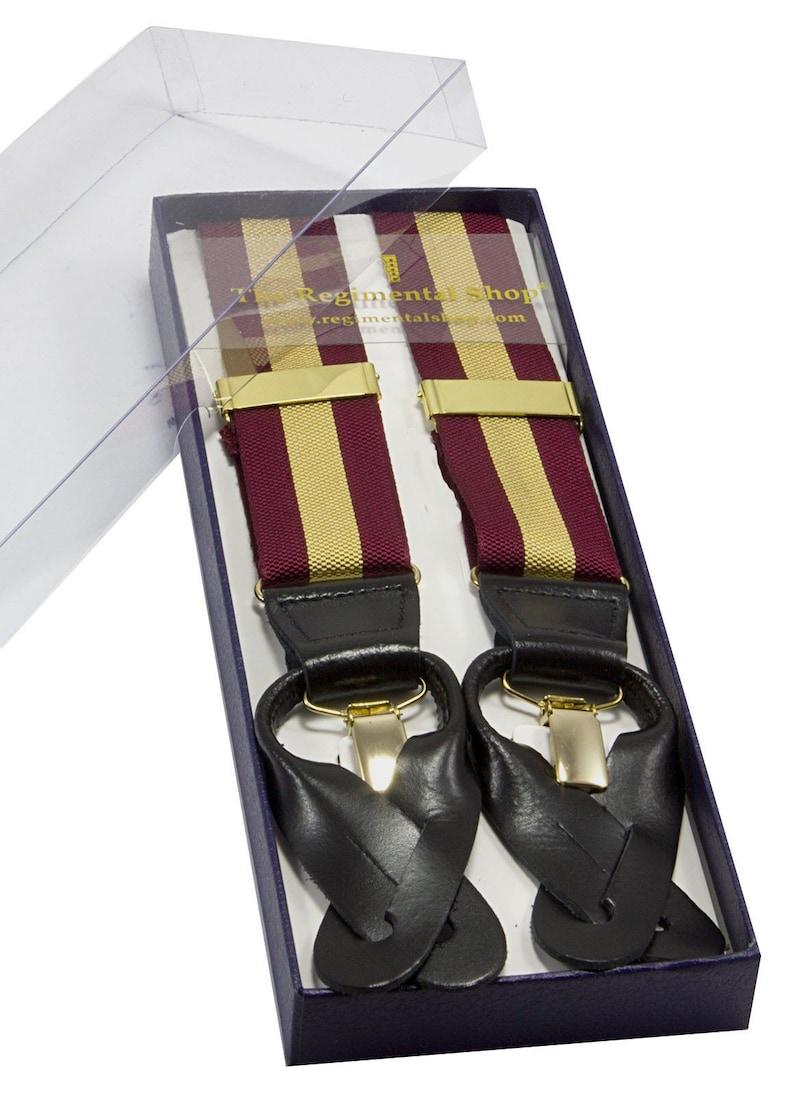 Royal Regiment of Fusiliers Braces