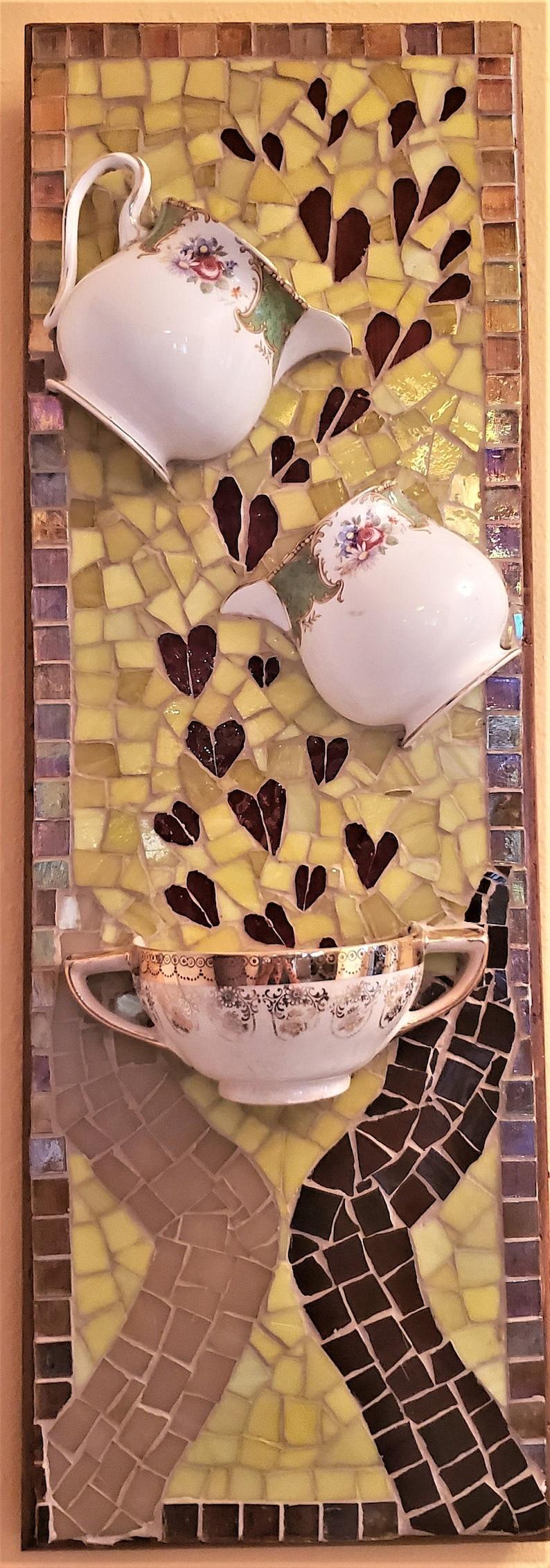 Let Us Unite in Love Mosaic