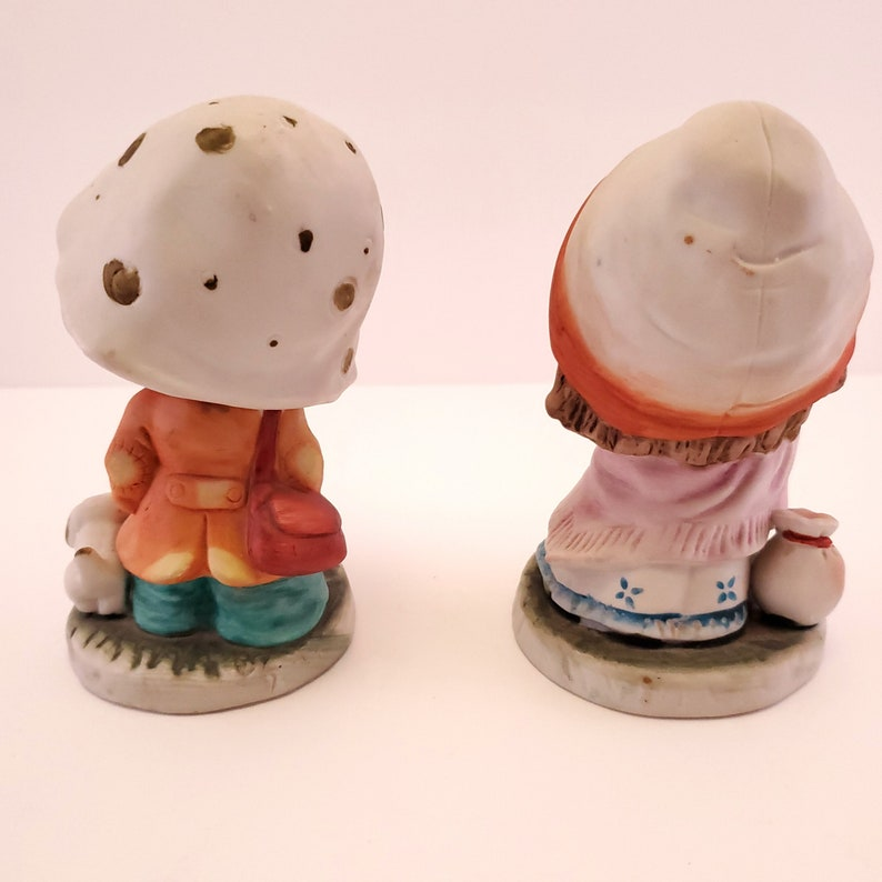 Ardco Little Girl /& Boy with Puppies figurines