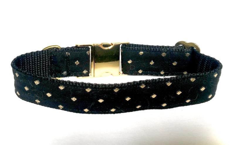 Embellished Collar and Leash Set
