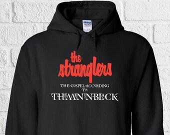 The Stranglers Wave Punk Rock Band Men Women Unisex Top Hoodie Sweatshirt 2263