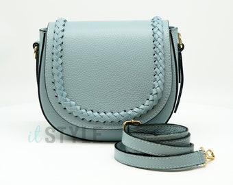 Genuine Leather bag - Laura ( 6 - Colors )