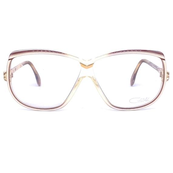 Cazal 150 oversized eyeglasses/sunglasses frames m