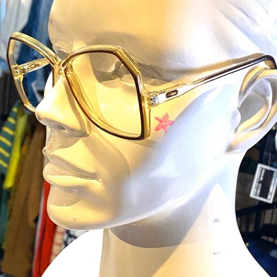 Cazal 151 oversized eyeglasses/sunglasses frames … - image 3
