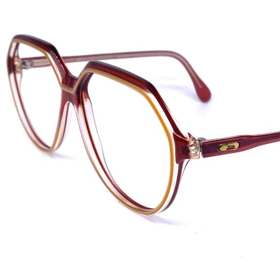 Cazal 624 oversized eyeglasses/sunglasses frames … - image 9