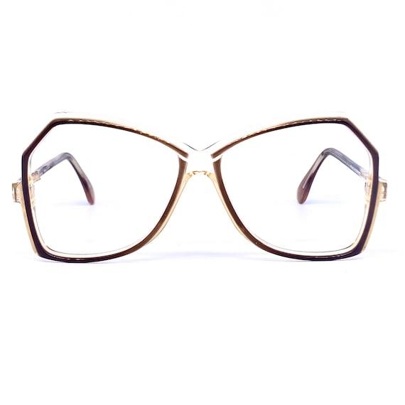 Cazal 151 oversized eyeglasses/sunglasses frames … - image 2
