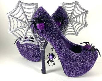 Arachno-Princess High Heels