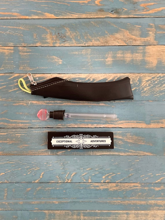 Glass Blunt / Rolling Papers / Small Vape-N-Tube