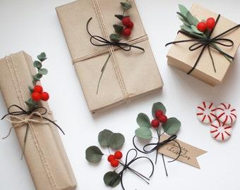 Holiday Gift Wrap Etsy