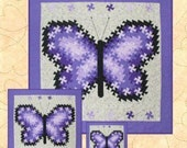 Fly, Fly Away - 25 in. 43 in. 75 in. Square Wall Hanging