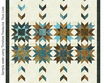 a Super simple pattern Circle Madness Quilt Pattern by Marlous Designs