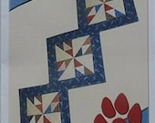Clearance Sale Summer Breeze Table Runner Pattern by Deb 39 s Cats N Quilts
