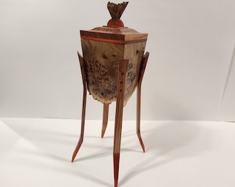jewelry box, women jewelry set holder, Cufflink Box, Luxury wooden gift idea for her , wooden handmade Jewellery Box, jewelry case organizer