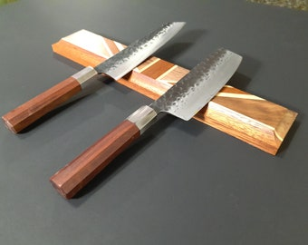 Magnetic Knife Rack, magnetic knife holder, magnetic knife  block, Knife Holder magnetic, Knife Organizer, Magnetic key holder, union jack,