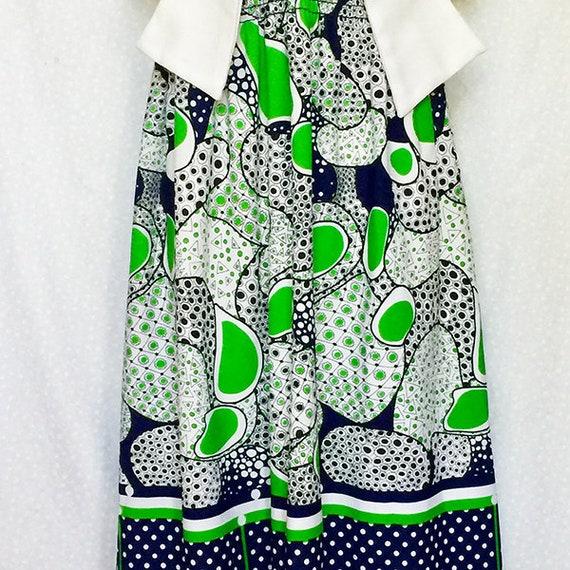 Vintage Arpeggio Missy Petite maxi dress - image 4