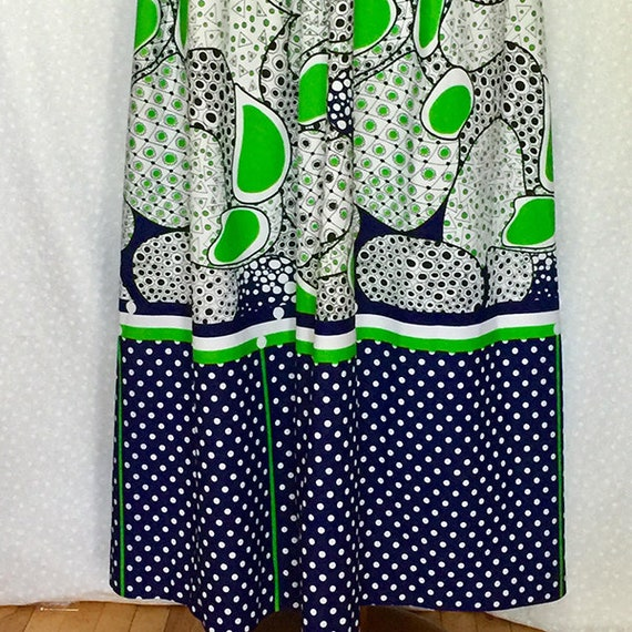 Vintage Arpeggio Missy Petite maxi dress - image 5