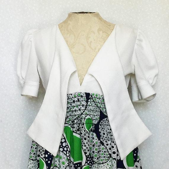Vintage Arpeggio Missy Petite maxi dress - image 1