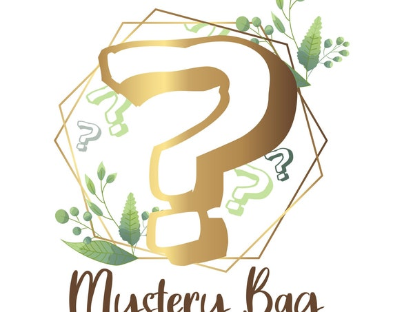 Mystery Bag - Get a mystery bag with Earrings, Charms, and A Knick Knack!