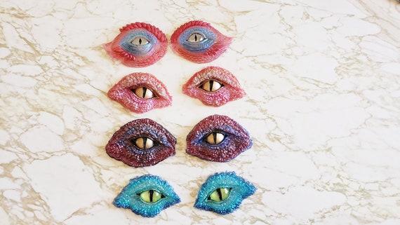 Dragon Eye Sets - Flat  Decor - Made In Resin