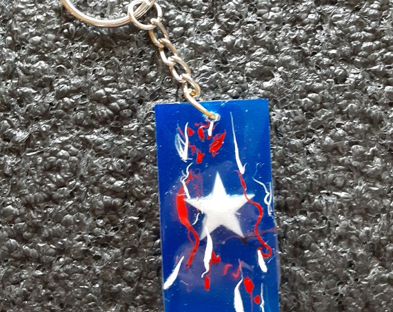 Key Chains can be made to order your way.  Epoxy resin, jewelry, keychain, gifts.