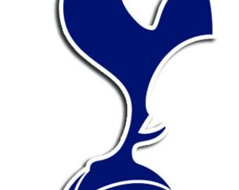 Tottenham Fc Logo Etsy