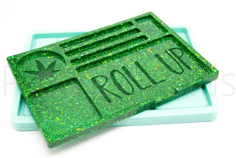 Roll Up Tray Mold
