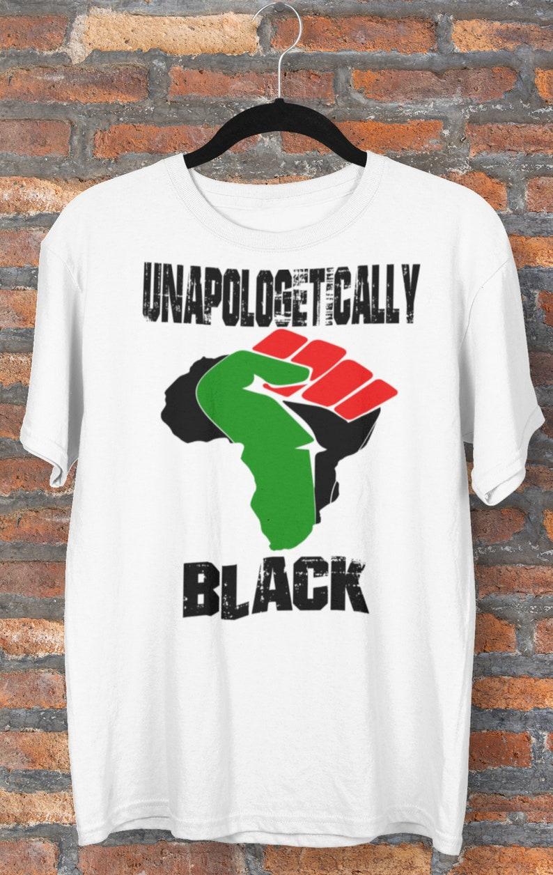 Unapologetically Black Shirt Unapologetically Dope Shirt Black Pride Shirt