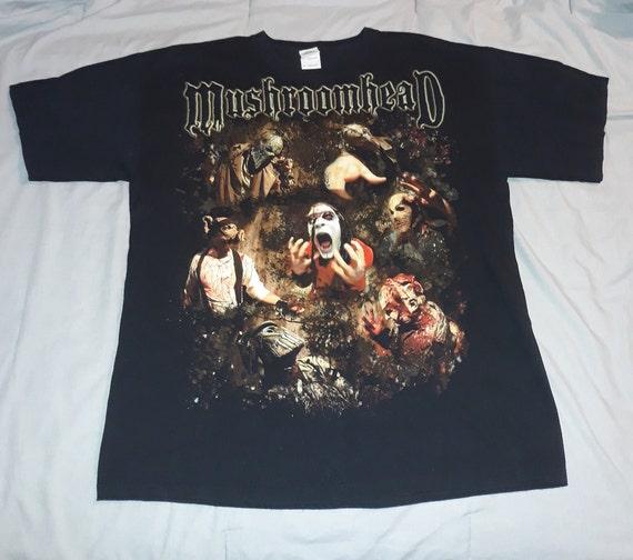 Mushroomhead Band T Shirt