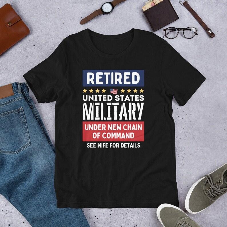 Retired Military Gift Masswerks Store