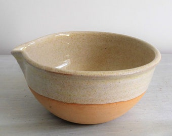 Ceramic Bowls with Carved Puzzle Pieces