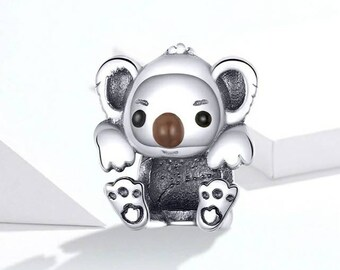 Pandora koala charm | Etsy
